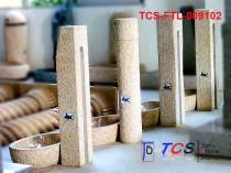 TCS-FTL-009102 Fontanella G682 yellow granite