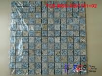 TCS-MSG-0201101+02 Granite Mosaic 23mm G603+G682