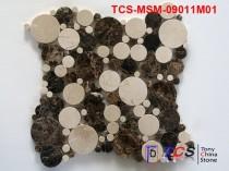 TCS-MSM-09011M01 Marble Mosaic